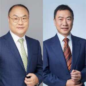 Tom Wei, Co-founder and Chairman and Richard Fung, Co-founder and CEO, CBC-China Broadband Communications