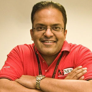 Deepak Jain, Founder & CEO, AiNET