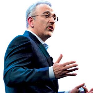 Antonio Neri, CEO & President, Hewlett Packard Enterprise