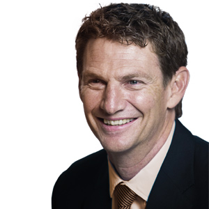 Jason Goodall, Group CEO, Dimension Data