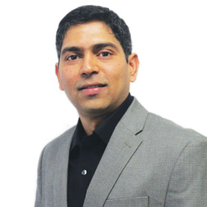 Tejo Prayaga, Director, Product Management and Marketing, CloudFabrix