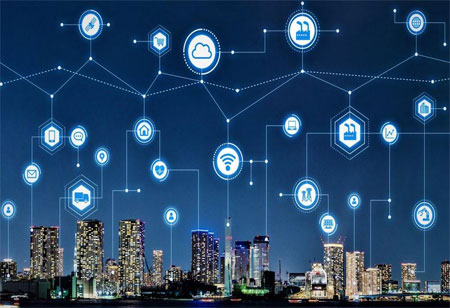 Can IoT Help in Building a Better Wireless World?