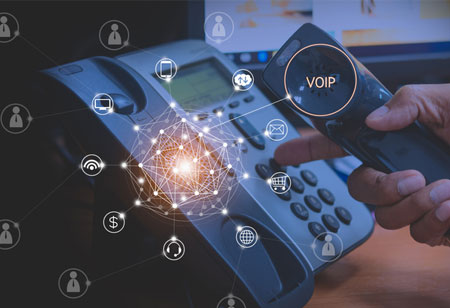 Connect with the World via VoIP