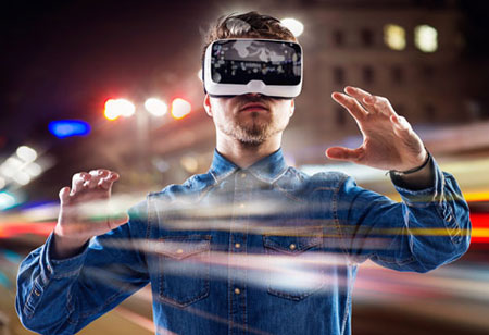 5G will Augment the AR and VR Experiences