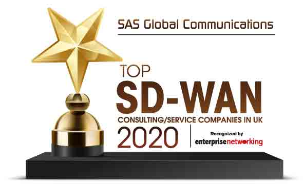 Top 10 SD-WAN Companies in UK - 2020