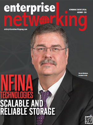 Nfina Technologies: Scalable And Reliable Storage