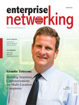 Granite Telecom: Building Seamless Communications for Multi-Location Companies