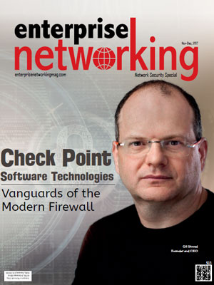 Check Point Software Technologies: Vanguards of the Modern Firewall