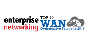 Top 10 WAN Optimization Tech Companies - 2016