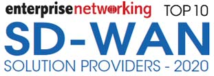 Top 10 SD-WAN Solution Companies - 2020