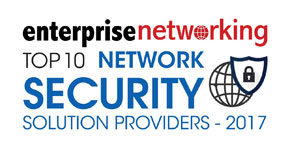 Top 10 Network Security Companies - 2017